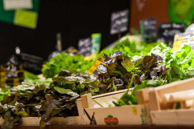 produits frais, bio et locaux